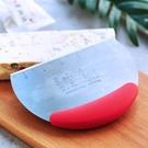 烤樂仕 不銹鋼切面刀奶油刮刀抹刀刮面團分牛軋糖切刀烘焙工具