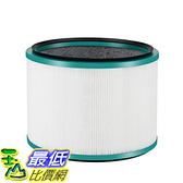 濾網 isinlive Replacement HEPA Filter Compatible Dyson Desk Purifier 968125-03 B07MTXKRJQ _ta0