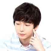 男假髮(整頂短髮)-時尚自然逼真蓬鬆男配件3色73fj10[時尚巴黎]