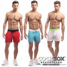 【 CSX97 】澳洲 COCKSOX Retro Boardshort 魔鬼氈綁繩休閒海灘褲