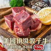 【WANG-全省免運】Prime美國安格斯骰子牛(5包/每包約150g±10%)