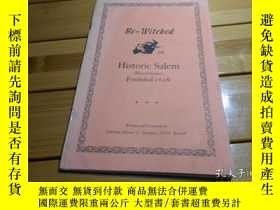 二手書博民逛書店BE-WITCHED罕見IN HISTORIC SALEMY20