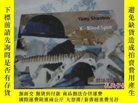 二手書博民逛書店yangshaobin-X-Blind罕見spot(攝影集畫冊