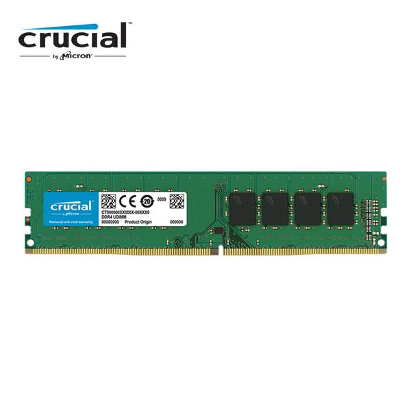 Micron Crucial 美光 DDR4 2666 16GB 桌上型記憶體 【刷卡含稅價】