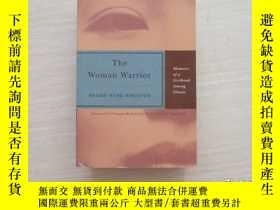 二手書博民逛書店The罕見Woman Warrior:Memoirs of a