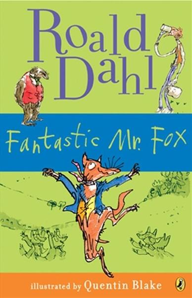 (二手書)Fantastic Mr. Fox