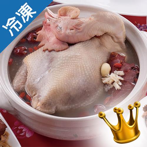 【立即出】饗城金華干貝燉雞2200g/袋【愛買冷凍】2018蘋果評比【湯鍋羹】第2名