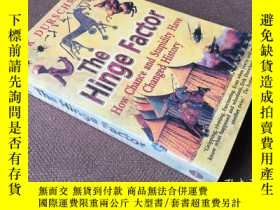 二手書博民逛書店The罕見Hinge Factor: How Chance an