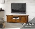 {{ 海中天休閒傢俱廣場 }} F-21   摩登時尚  客廳系列 81-5  歐風全實木電視櫃
