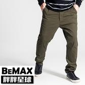 【胖胖星球】中大尺碼‧潮流織帶造型休閒褲 38~48腰‧加大【88006】