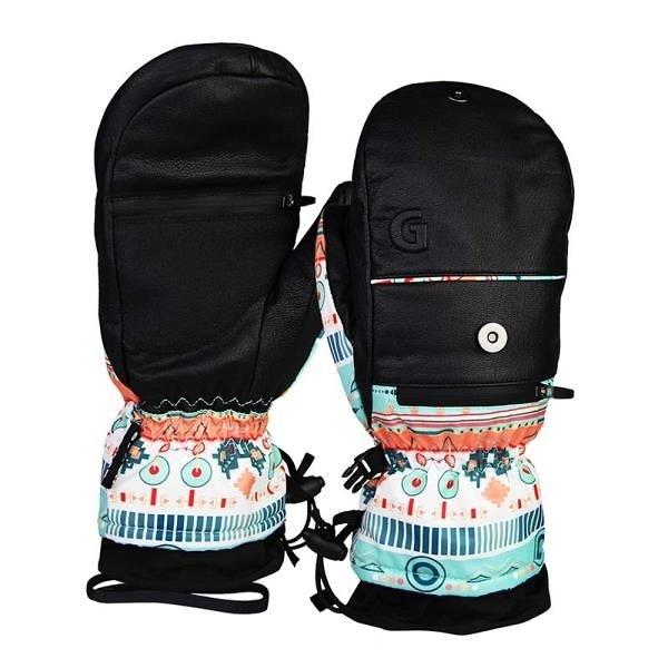 【南紡購物中心】【威飛客 WELLFIT】GO WELL防水滑雪手套-併指