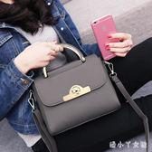 手提包上新小包包2018新款潮韓版女包女士簡約單肩斜挎包 XW4263【潘小丫女鞋】
