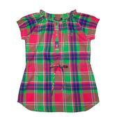 『小鱷魚童裝』長版格子襯衫(08號~18號)339156