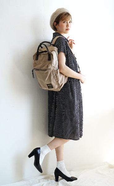日本Legato Largo時尚防水尼龍後背包 3色可選【JE精品美妝】