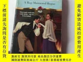 二手書博民逛書店A罕見rag mannered rogueY206777 Hay