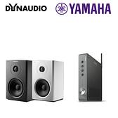 Dynaudio Xeo 10 書架式無線喇叭+YAMAHA WXC50 公司貨 有保固 附搖控器