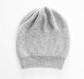 羊絨帽子女秋冬英倫包頭帽休閒百搭護耳堆堆帽針織保暖羊毛線帽潮