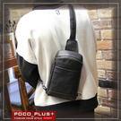 PocoPlus 胸前包 單車包 肩背包 側背包 單肩包 潮流款包【B499】