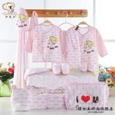 新生兒夏季0-3個月純棉衣服套裝igo『韓女王』