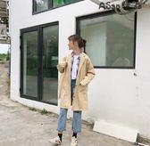 韓版bf風寬松百搭工裝外套上衣-艾尚精品 艾尚精品