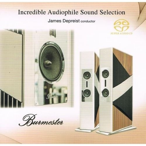 【停看聽音響唱片】【SACD】Burmester Incredible Audiophile Sound Selection