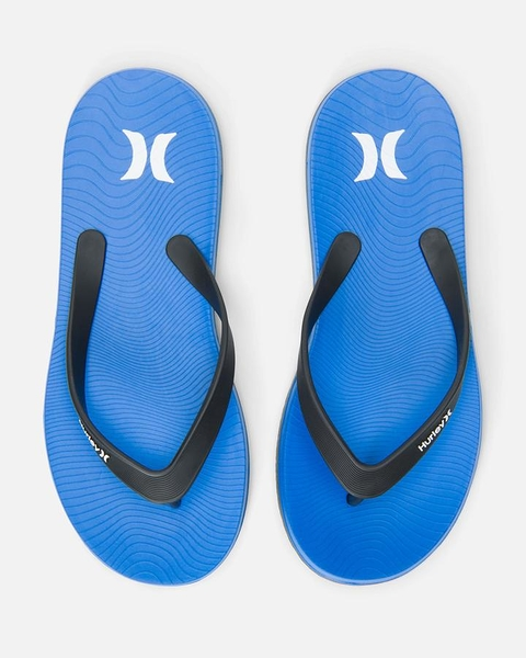 HURLEY 配件 WINDSWELL-ICON TIER 2 FLIP FLOP人字拖