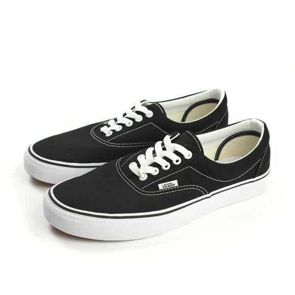 VANS Era 休閒布鞋 綁帶 黑色 男鞋 女鞋 C501299 no306