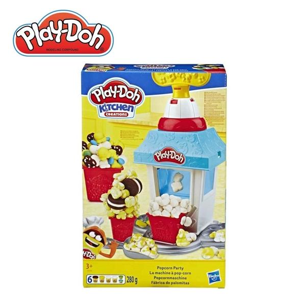 Play-Doh培樂多-爆米花派對