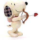 Enesco Peanuts SNOOPY史努比邱比特塑像_EN21915