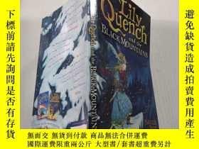 二手書博民逛書店lily罕見quench and the black mountains.:淬火百合與黑山Y212829