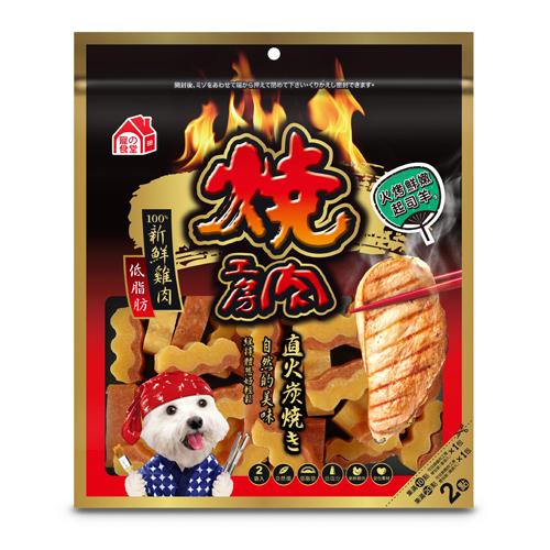 【寵物王國】燒肉工房-火烤鮮嫩起司羊風味200g