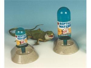 立可吸 RW-5 烏龜蜥蜴兩棲爬蟲飲水器 自動飲水瓶 給水器-5oz小容量(150cc)  美國寵物第一品牌LIXIT®