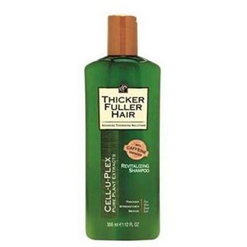 【Thicker Fuller Hair】咖啡因洗髮精335ml(6入裝)