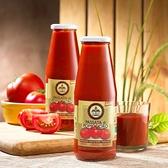 【南紡購物中心】義大利原味蕃茄(700gx6瓶)-活力農耕