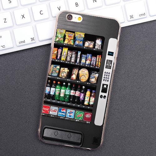 iPhone 6 6S i6 plus i6plus se 5 i5 5S 手機殼 軟殼 外殼 自動販賣機