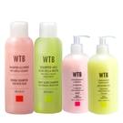 【買2送2】義大利原裝 WTB昂賽芙 洗髮精1000mlx2+潤髮乳500mlx2