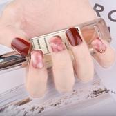 指甲片 穿戴甲片可穿戴可拆卸可以摘戴美甲指甲貼 莎拉嘿幼