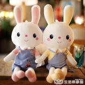 可愛小兔子公仔兔兔毛絨玩具兔子玩偶布娃娃大號睡覺抱枕生日禮物 生活樂事館