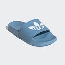 ADIDAS ADILETTE LITE SLIDES 男鞋 女鞋 拖鞋 休閒 柔軟 藍 白【運動世界】FY6542