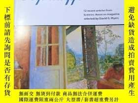 二手書博民逛書店Psychology罕見Reader 12 recent articles from SCIENTIFIC AME