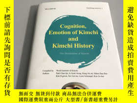 二手書博民逛書店cognition罕見emotion of kimchi and