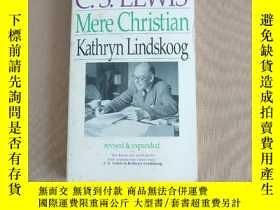 二手書博民逛書店Mere罕見Christian Kathryn LindskoogY11026 C.S. LEWIS Haro