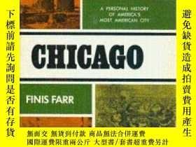 二手書博民逛書店Chicago:罕見A Personal History of