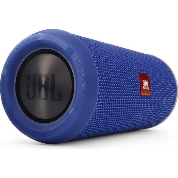 【台中平價鋪】 全新 JBL FLIP3 攜帶式無線藍芽喇叭(藍色) 藍牙立體聲揚聲器 英大公司貨