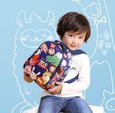 Uek兒童書包幼兒園女生3-5-6歲潮可愛1防走失寶寶男孩子童小背包