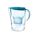德國 BRITA Marella馬利拉型濾水壺2.4L 純淨藍 公司貨【淨妍美肌】