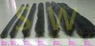 自黏毛刷條 A2 底座?5.1 mm 毛長7 mm(背膠-3米(約300公分)售)毛刷條 防撞條 氣密條 門縫條 隔音條
