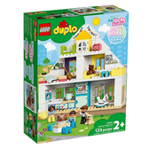 10929【LEGO 樂高積木】得寶 Duplo 系列 - 模組玩具屋(129pcs)
