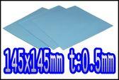 [地瓜球@] 瑞士精品 Arctic Thermal pad 導熱 貼片 雙面膠~145x145mm 厚度 0.5mm