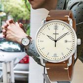FOSSIL 簡約紳士風格時尚腕錶 FS5275 熱賣中!